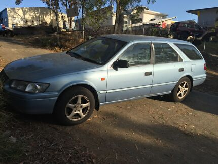 TOYOTA CAMRY WAGON  AUTO * REGO RWC BACKPACKERS SPECIAL*