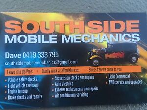 South side mobile mechanics Armadale Armadale Area Preview