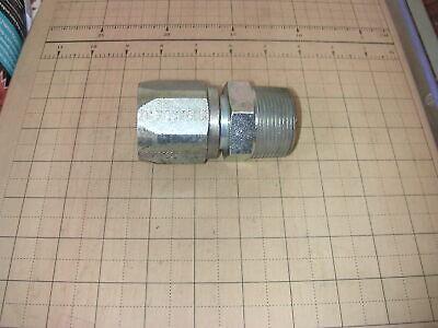 Gates Reusable Hose End -20 Single Braid Hose X 1-14 Male 20c5-20rmp