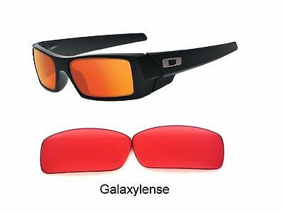 Galaxy Replacement Lenses For Oakley Gascan Sunglasses Prizm Ruby (Oakley Sunglasses For Golf)