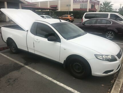 2009 Ford falcon Ute