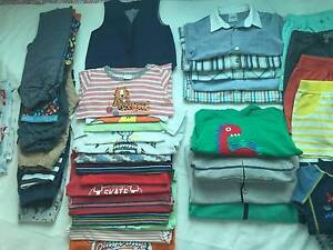 Boys clothes, size 1-2 Wishart Brisbane South East Preview