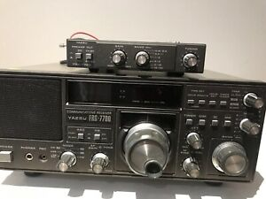 208d6aa4ab0 Communication receiver YAESU FRG-7700 radio