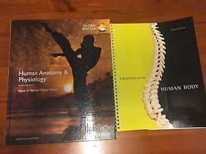 Human Anatomy and Physiology + A brief atlas of the human body Camp Hill Brisbane South East Preview