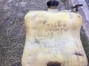 1971 and up Ski-doo Qlympic Gas Tank
