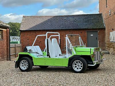 1982 Austin Mini Moke 998cc. Only 1 Previous Owner. Just 14,000 Miles From New.
