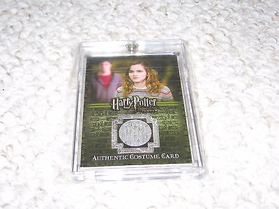 Harry Potter Order Phoenix Costume Case Incentive CiL 134 Hermione Emma Watson - Harry Potter Character Costume
