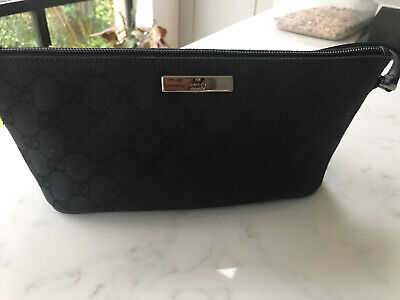 Genuine Gucci Bag Black Handbag Authentic