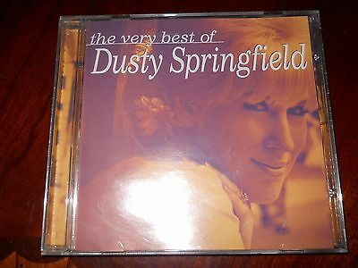 The Very Best of Dusty Springfield, CD 1998 Mercury,