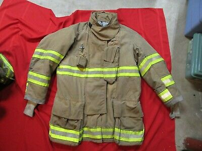 Mfg. 2012 Globe Gxtreme 44 X 35 Firefighter Turnout Bunker Jacket Fire Rescue