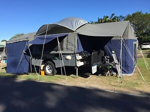 Lifestyle Extender Camper Trailer Coorparoo Brisbane South East Preview