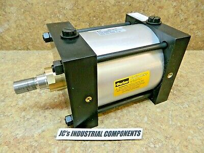 Parker  6 Bore X 4 Stroke  Pneumatic Cylinder Series 4ma