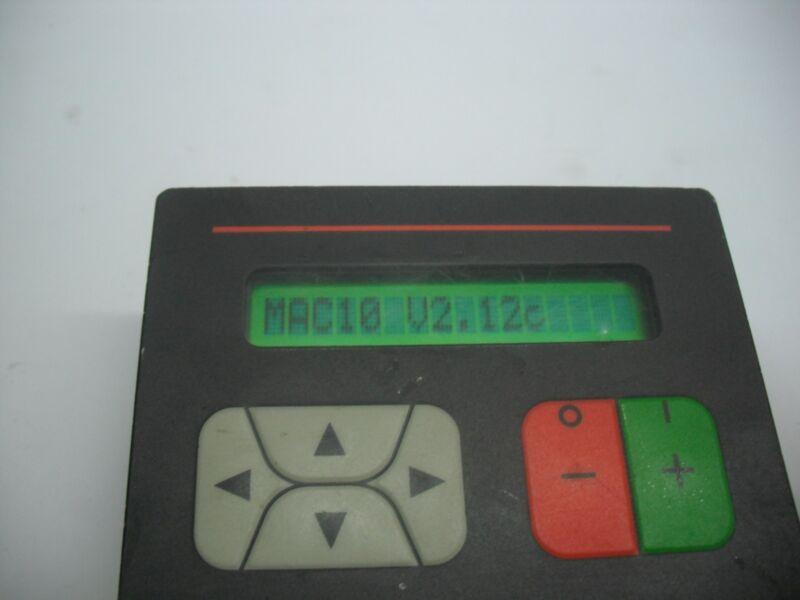 Mitsubishi  Mta-10 Operator Interface Unit 00840d