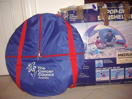 Medium sized Cancer Council Sun Shelter & cancer council sun shelter | Gumtree Australia Free Local Classifieds