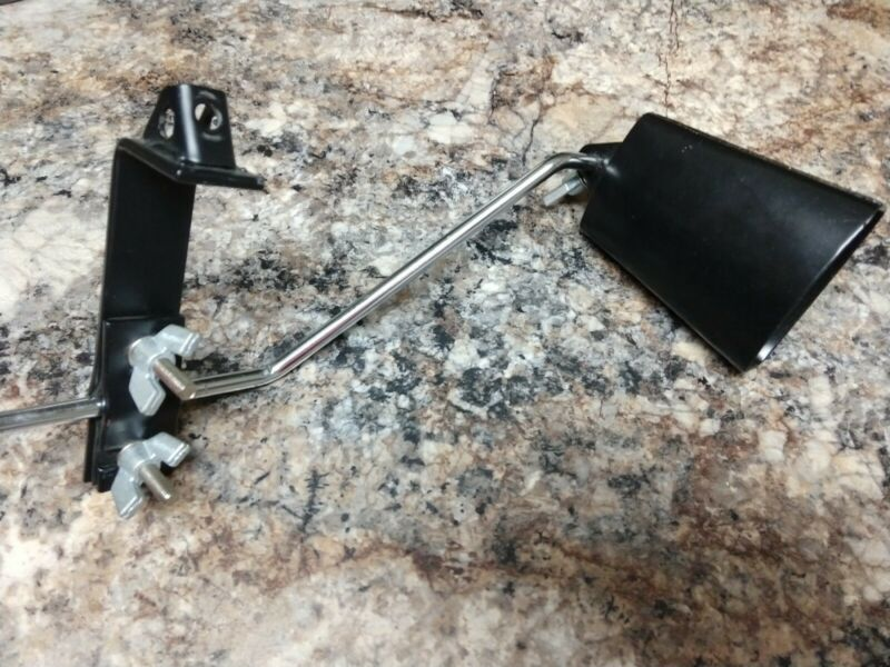 """RHYTHM TECH 5"""" COWBELL WITH MOUNT"""