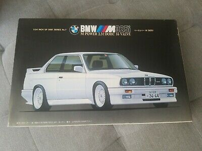 Fujimi 1/24 03307 Inch Up Disk Series No.7 BMW M325i M Power 2.3 DOHC 16 Valve