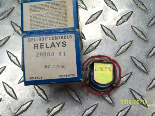 Deltrol Controls 20000-81 BZ-12VAC BUZZER
