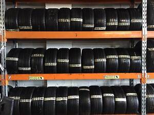 500 Second hand tyres from $20 Dandenong Greater Dandenong Preview