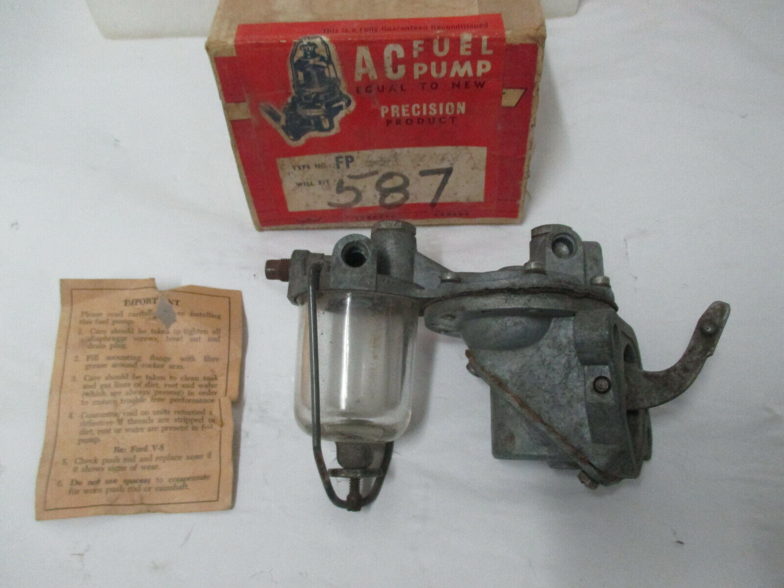 Used DeSoto Air Intake & Fuel Delivery for Sale