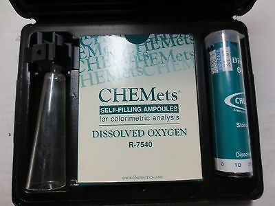 Chemets K-7599 Dissolved Oxygen Test Kit