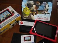 Lot of 5 Fuhu Nabi LearnPad Tablets NABIXD-NV10A
