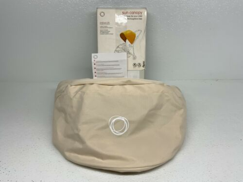 Bugaboo Bee Sun Canopy, Off White Color