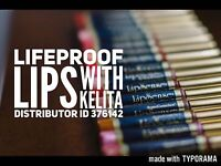Lifeproof Lips with Kelita - LipSense/SeneGence Distributor
