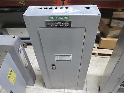 Siemens Breaker Panel P1x42mc250c 250a Max 208y120v 3p 4w 42 Circuit Used