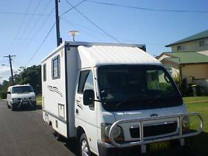 2003 Motorhome Conversion Co Bongaree Caboolture Area Preview