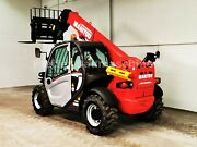 Manitou MT 625 4x4x4 ** 6m / 2.5t. * vgl. MT 620, TH 625