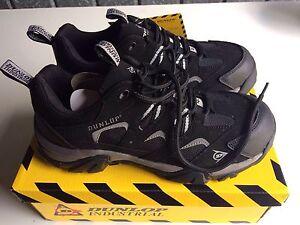 Dunlop Men's Steel Cap Shoes Size 9 Yarraville Maribyrnong Area Preview