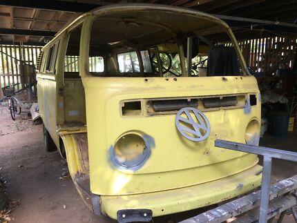 1976 Volkswagen Kombi Townsville Townsville City Preview