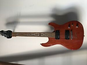 Electric guitar - Wicked brand