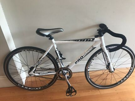 Two Kids Pro-lite track bike hardly used
