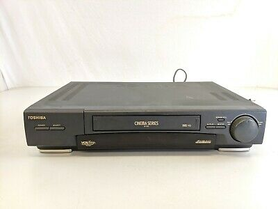 Toshiba Cinema (Toshiba Cinema Series Video Cassette Recorder VCR Player Model M-750)