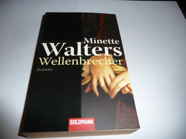 Wellenbrecher von Minette Walters als TB