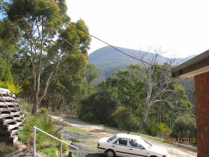 Lenah Valley,Hobart- HUGE 1 bdr w garage part furnished, nature Lenah Valley Hobart City Preview