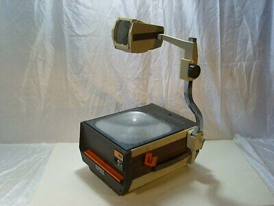 3M Overhead Projector Model 313 w/ Cover