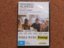 'While we're young' DVD. BNISP Wantirna South Knox Area Preview