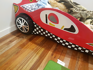 Kids single car bed Barden Ridge Sutherland Area Preview