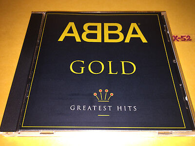 ABBA GOLD cd 19 hits DANCING QUEEN waterloo MAMMA MIA take chance on me SOS