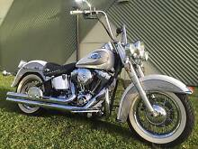 2009 Heritage Softail .. Immaculate .. Many Extras Southport Gold Coast City Preview