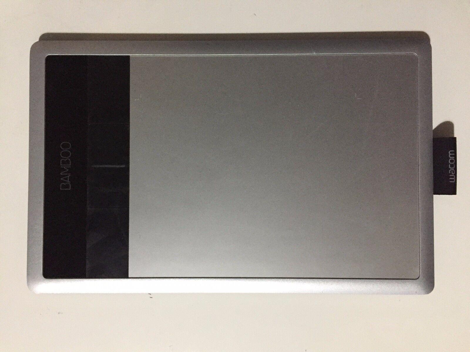 Tavoletta grafica Wacom CTH 470 pen & touch possibilità modulo WIFI e batteria