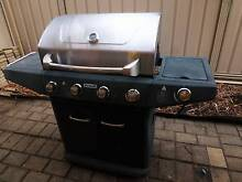 Jumbuck Barbecue 4 burner, with side burner, all working