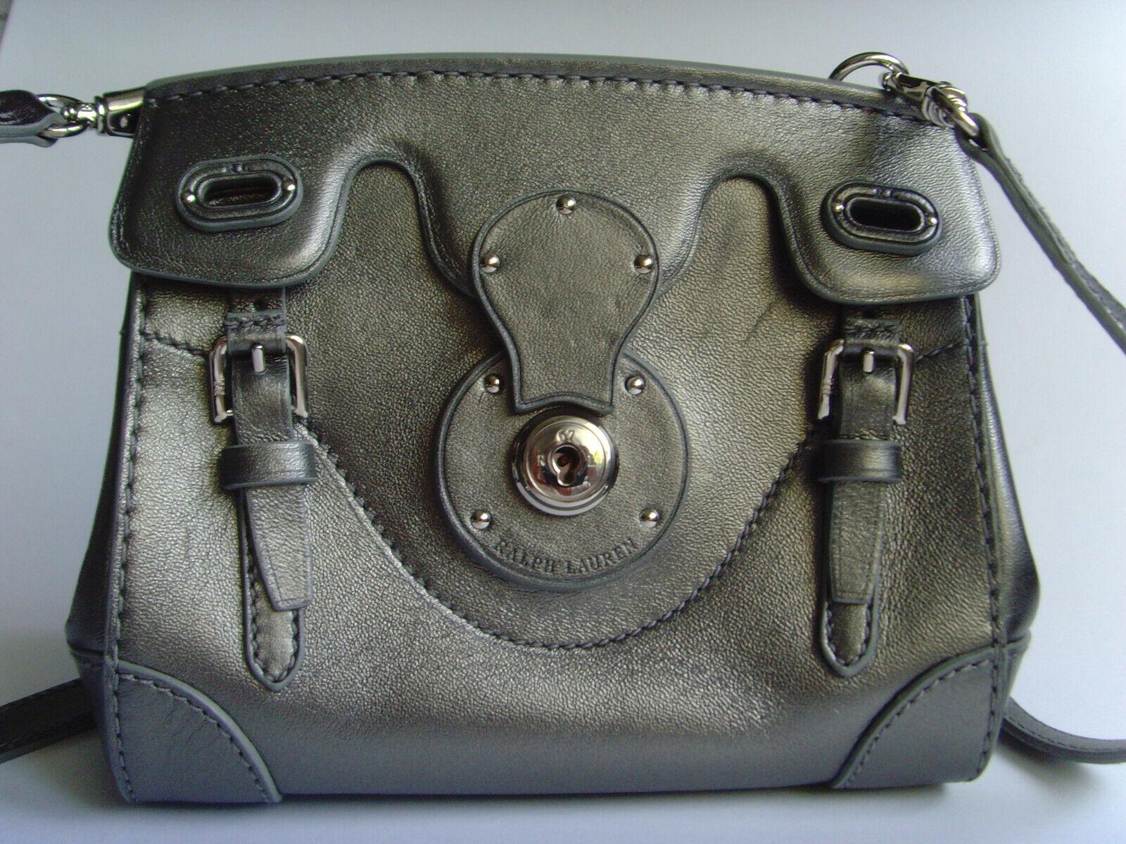 Schöne Mini Handtasche - Luxus Marke - Original RALPH LAUREN