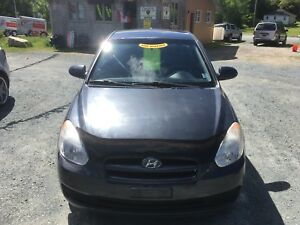 NEWLY INSPECTED 2008 HYUNDAI ACCENT