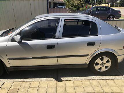 Holden Astra UNREGISTERED