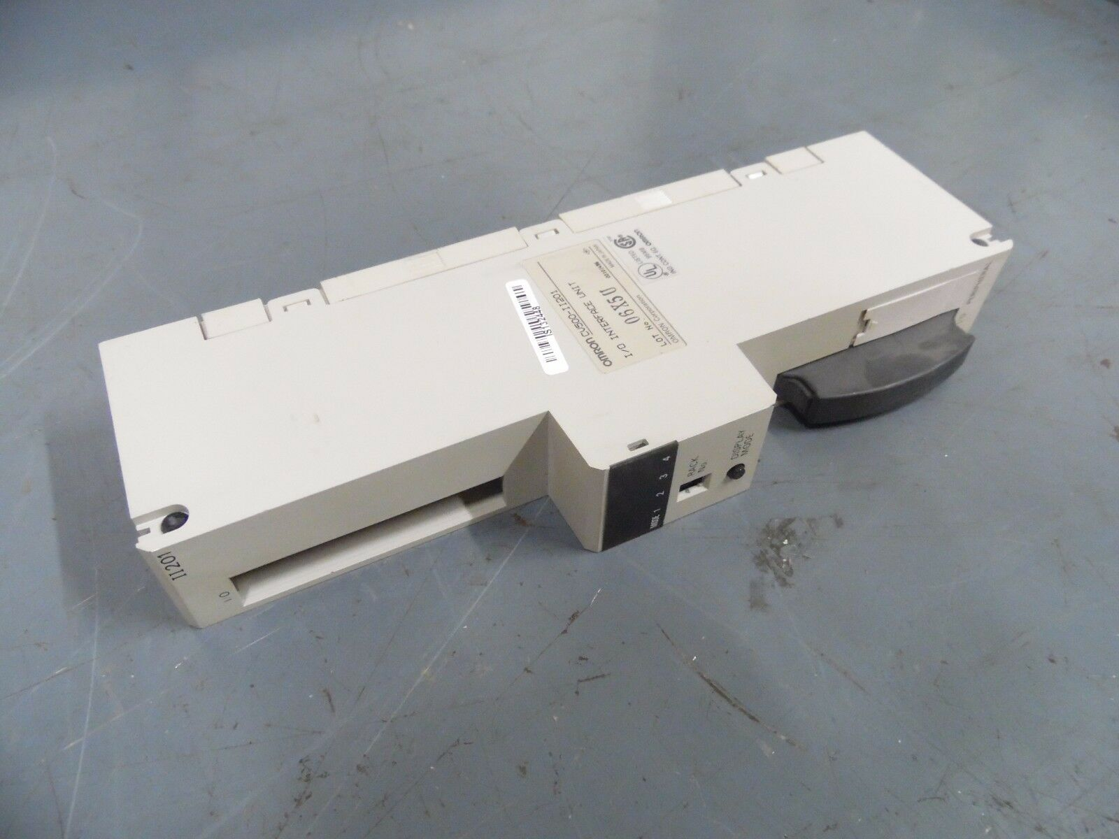 Omron CV500-II201 I/O Interface Unit PLC Module, Used, WARRANTY