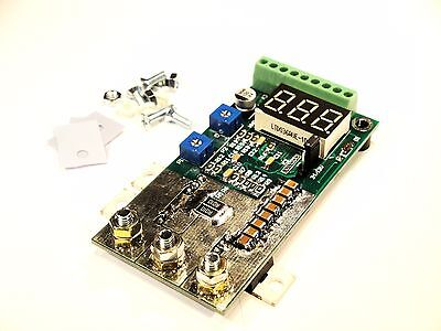 55a Constant Current Hho Pwm Ccpwm Digital Amp Meter 12v 24v