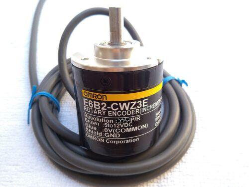 1x OMRON 800P Incremental Rotary Encoder 800p/r E6B2-CWZ3E NPN Volt Output
